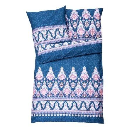 Bettwäsche Sulaika Blau 135 x 200 cm