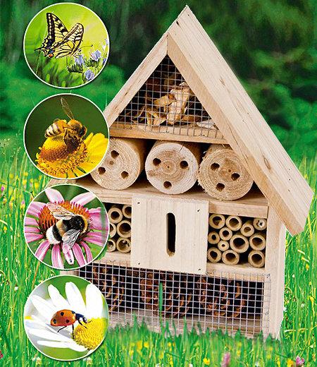 Bienen- & Insektenhaus,1 Stück