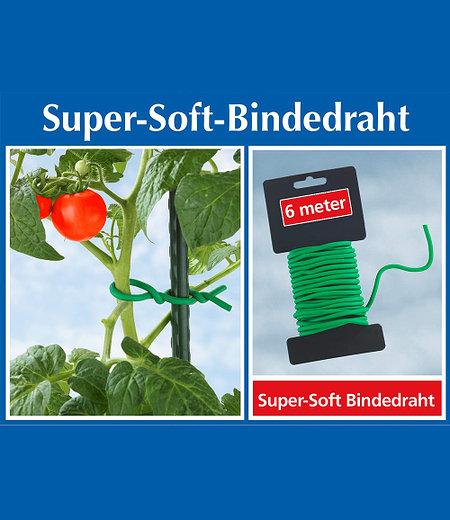 Bindedraht Super-Soft 6m, 1 Stück