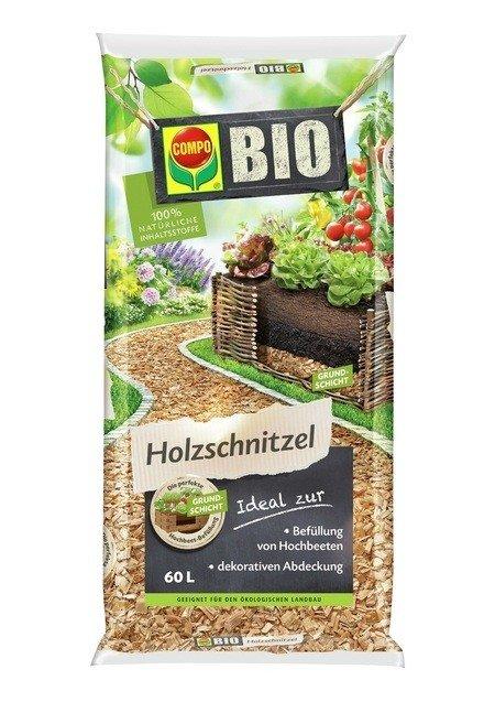 COMPO COMPO BIO Holzschnitzel 60 L