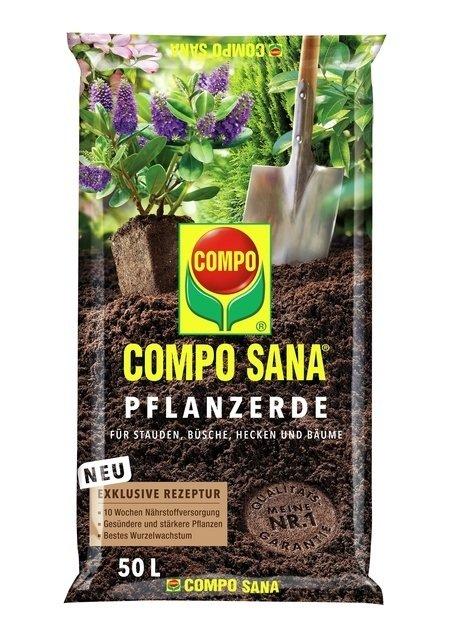COMPO COMPO SANA® Pflanzerde 50 L