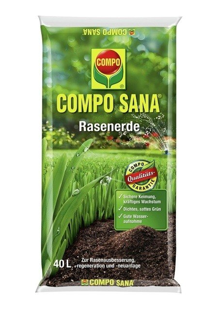 COMPO COMPO SANA® Rasenerde 40 L