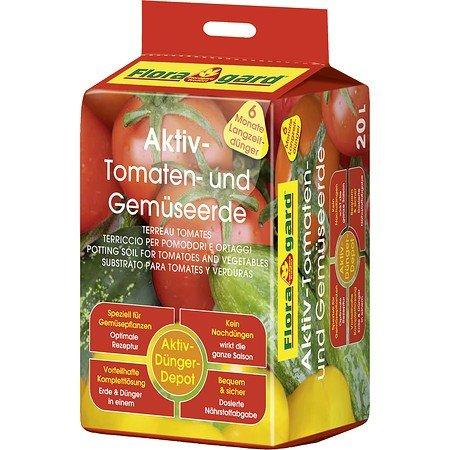Floragard Aktiv Tomaten- und Gemüseerde