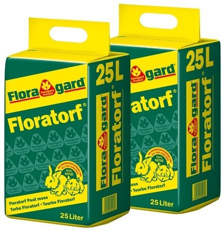 Floragard Floratorf 2 X 25L