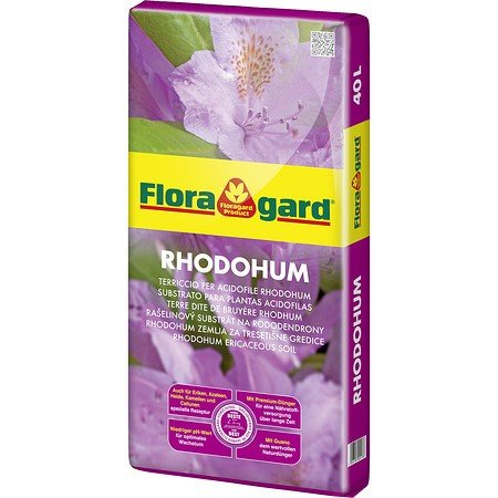Floragard Rhodohum Rhododendronerde