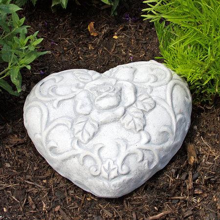 Herz, Gartendekoration