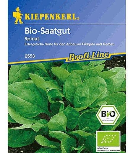 Kiepenkerl BIO-Spinat,1 Portion
