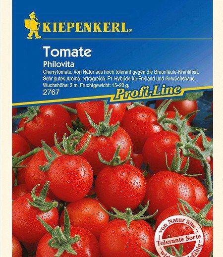 "Kiepenkerl Tomaten ""Philovita"" F1,1 Portion"