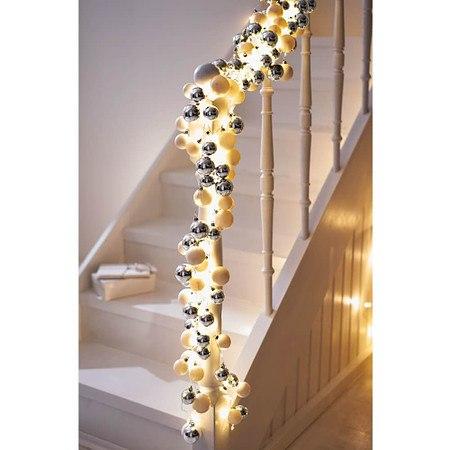 LED-Girlande Glam