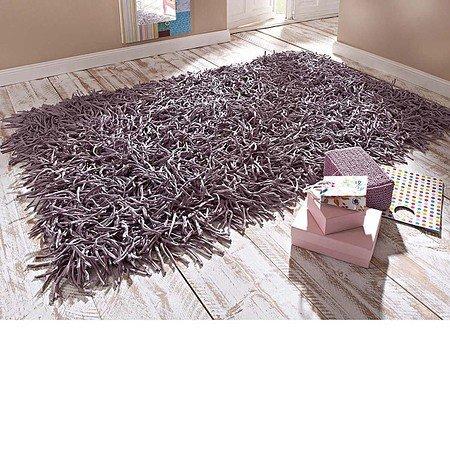 miaVILLA Teppich Zottel Natur 170 x 240 cm