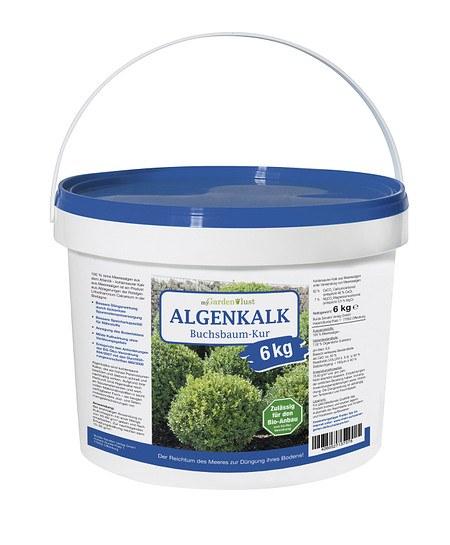 myGardenlust Algenkalk Buchsbaum-Kur
