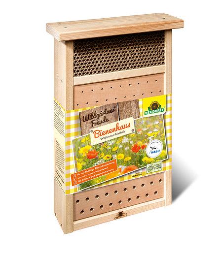NEUDORFF Bienenhaus Wildgärtner® Freude,1 Stück