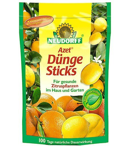 Neudorff NEUDORFF® Zitrus-Dünge-Sticks,40 Stück