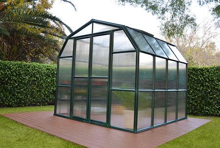 Rion Gewächshaus Grand Gardener 44, 267x 264x 238 cm (BxTxH)
