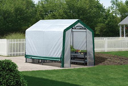 ShelterLogic ShelterLogic Foliengewächshaus 180x240x200 cm