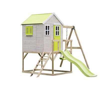 WendiToys Spielhaus Elefant Lime