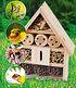 Bienen- & Insektenhaus,1 Stück (1)